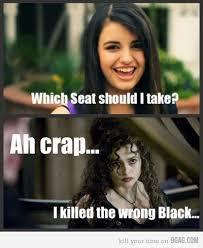 Take A Seat Meme - 19 hilarious harry potter memes smosh