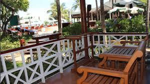 poolview bungalow banana fansea resort koh samui thailand
