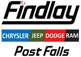 chrysler jeep logo findlay chrysler dodge jeep ram post falls lot attendant