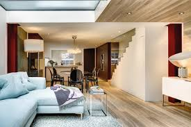 narrow home designs maximizing space in a narrow home by elips design design milk