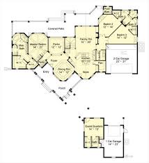house plans with porte cochere fonteyn 4129 4 bedrooms and 3 baths the house designers