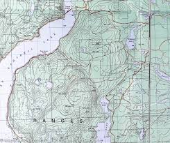 Topical Map Of United States by Hiking Map Of Forbidden Plateau U0026 Campbell River Vancouver Island