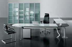 bureau de direction en verre artdesign bureaux design en verre tiper