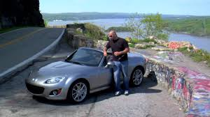 mazda mx5 bear mountain drive youtube