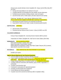 College Application Resume Sample by College Community Volunteer Resume Template Page 2