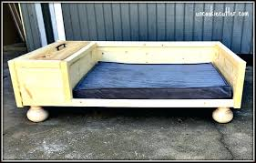 diy bed storage dog bed storage view full size diy dog bed with storage