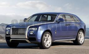 royal rolls royce 2018 rolls royce suv rendered u2013 news u2013 car and driver