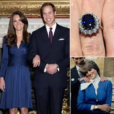 kate engagement ring princess diana s engagement ring kate middleton s jewelry