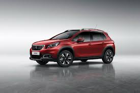 peugeot suv 2016 2016 peugeot 2008 facelift doesn u0027t look half bad autoevolution