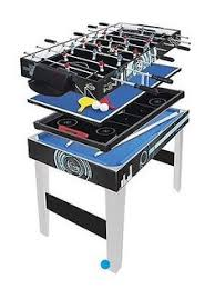md sports 48 u2033 3 in 1 combo table multi game table pinterest