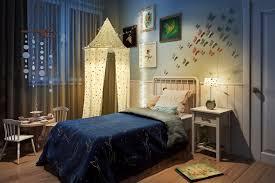 childrens bedroom fairy lights children u0027s bedroom 3d rendering for a little fairy archicgi