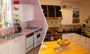 Kitchen Renovation Before And After Historic Kitchen Remodeling Kitchen Remodel Ideas