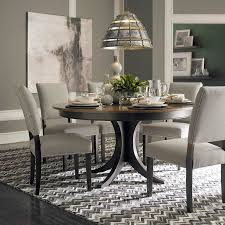 Best   Round Dining Table Ideas On Pinterest Round Dining - White and black dining table