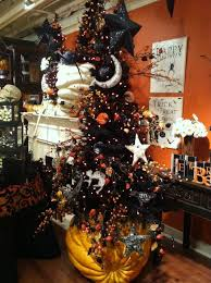 Outdoor Halloween Decorations For Trees by Halloween Decorations Tree Animated Halloween Decorations Vintage