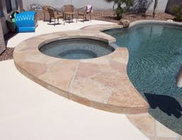 acrylic lace pool deck repair az creative surfaces 480 582 9191
