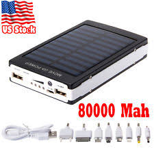 How Long To Charge Solar Lights - how to charge a solar power bank ebay