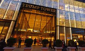 trump tower new york address reductress city of new york quietly removes trump tower overnight