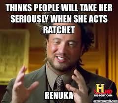 She Ratchet Meme - image jpg