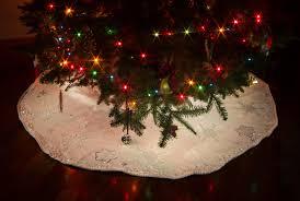 oh christmas tree skirt oh christmas tree skirt gather u0026 make