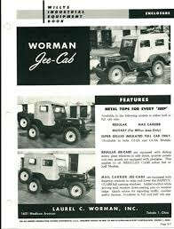 jeep models list jeep tops past and present a partial list page 5 ecj5