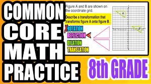 how do i translate a figure 8th grade geometry