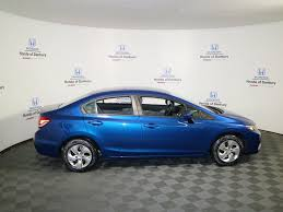 2014 used honda civic sedan 4dr manual lx at honda of danbury