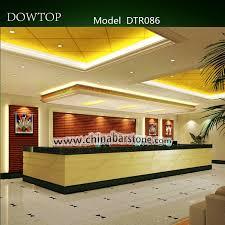 Yellow Reception Desk 5 Star Hotel Reception Desk Buy Hotel Reception Desk Yellow