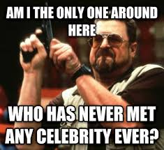 Aaron Meme - seriously how do so many of you keep meeting aaron paul and bill