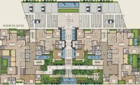 podium floor plan landmark vertica in royapettah chennai price location map