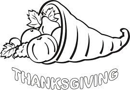 coloring pages attractive thanksgiving coloring pages for