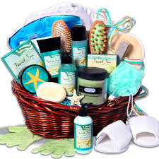spa baskets deluxe spa gift basket ideas spa gifts spa