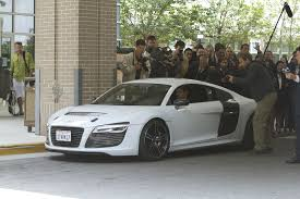 Audi R8 Old - tony stark returns to the audi r8 in iron man 3 news gallery