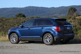 2011 Ford Edge Limited Reviews 2012 Ford Edge Limited Ecoboost 004 The Truth About Cars