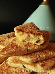 la cuisine 4 mains mbesses mtakba gâteau de semoule algérien aux grains de zkoko