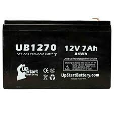 cyberpower cp1500avrlcd battery ub1270 12v 7ah sealed lead acid