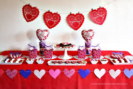 Valentine S Day Classroom Decor by Easy Valentine U0027s Day Party Ideas U2013 A To Zebra Celebrations