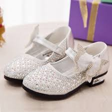 wedding shoes for girl aliexpress buy kitiin 2017 flower high heels princess