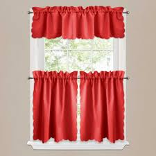 yellow kitchen curtains red and yellow kitchen curtains dzqxh com