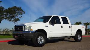 for sale 2003 ford f 250 xlt 7 3 l diesel 4x4 2 owner california
