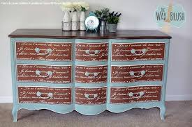 french love letters furniture stencil stenciling for diy home