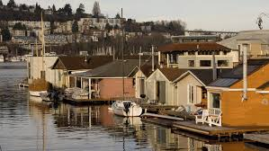 Sleepless In Seattle Houseboat by Iconic Movie Sites You Can Visit Irl Sunset