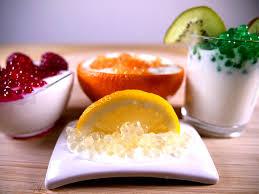 molecular cuisine fruit caviar molecular gastronomy