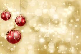 christma ornament gold background stock photo ornaments