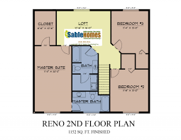 michigan home builders floor plans reno sable homes