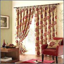 Black And Red Kitchen Curtains by Black White And Yellow Kitchen Curtains Red And White Country