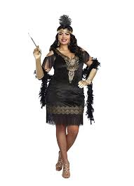 Size Womens Halloween Costumes Cheap Quality Roaring 20s Costumes Clothing Sale