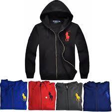 polo hoodie ebay