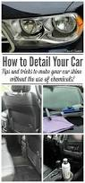 how to clean how to detail a car clean and scentsible