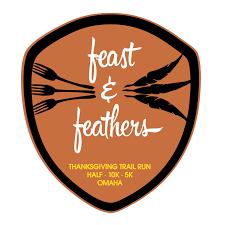feast and feathers trail half marathon 10k 5k