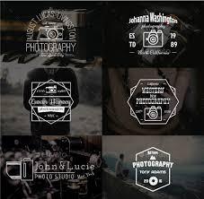 design photography logo photoshop 35 beautifully handcrafted psd eps ai badge logo templates web